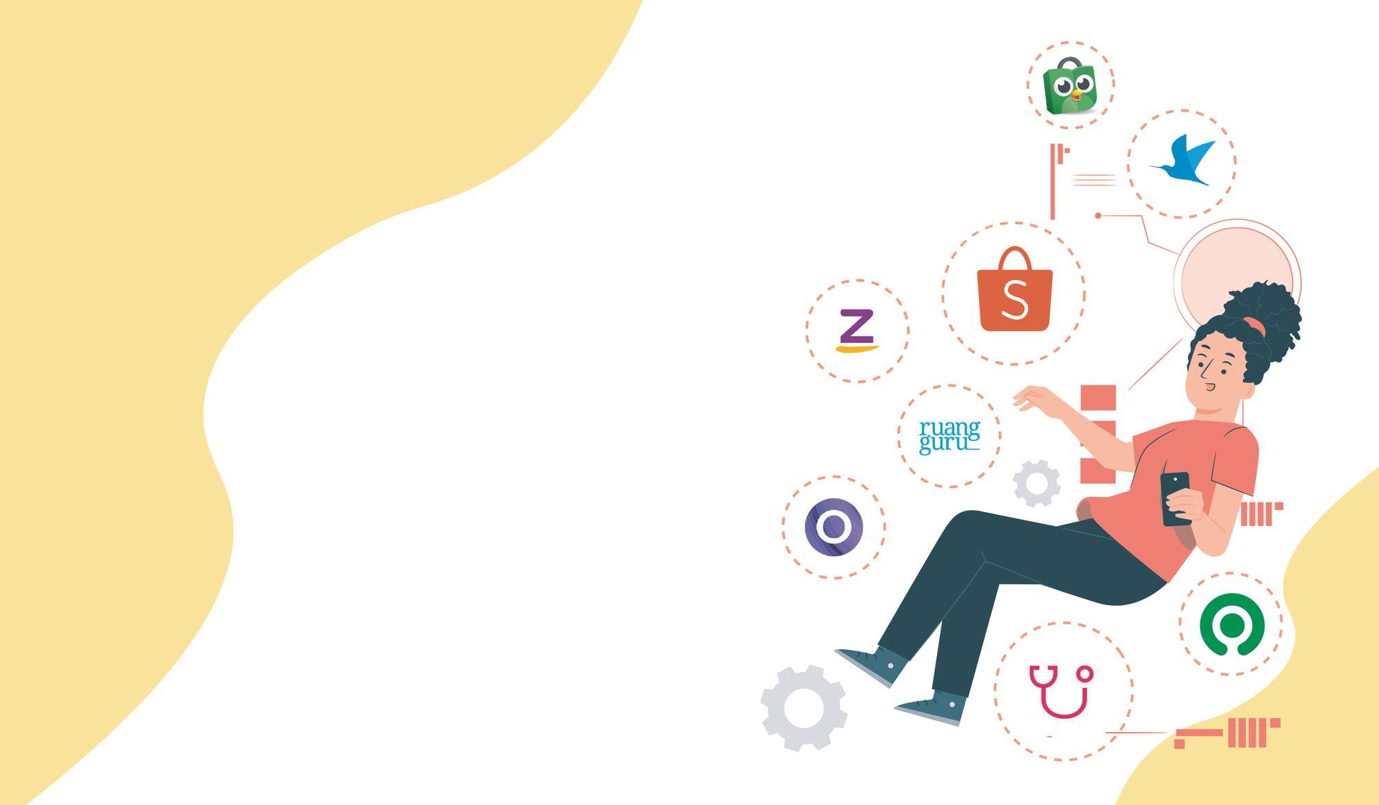 COVID-19 dan Dampaknya Terhadap Pertumbuhan Karyawan di Perusahaan Teknologi Indonesia