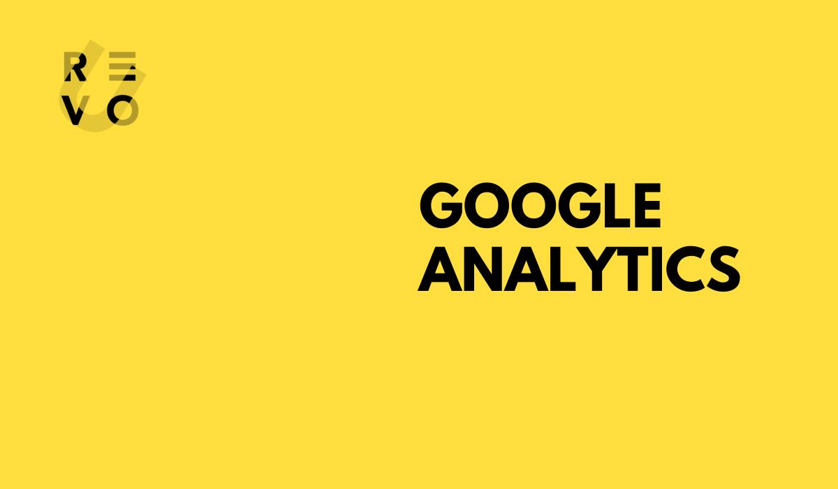Kosakata Google Analytics 4.0
