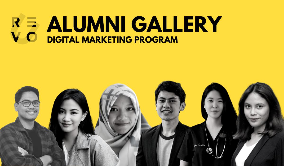 Galeri Alumni RevoU - FSDM