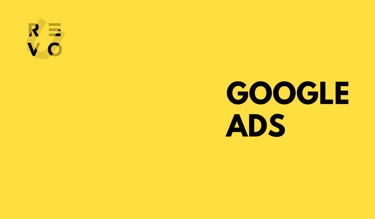 Kosakata Google Ads