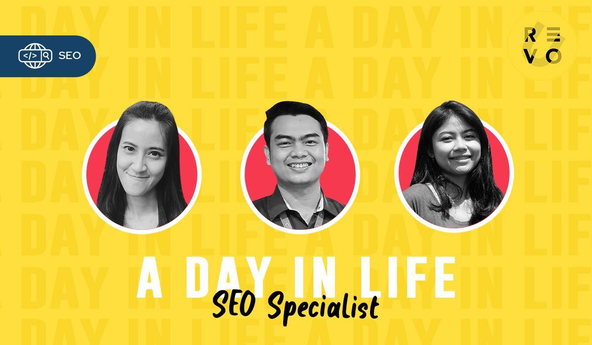"""A Day in the Life of """"SEO Specialist"""""""