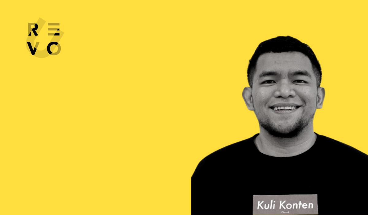 Andrew Prasatya — RevoU Instructor   Head of Content Marketing at Revou
