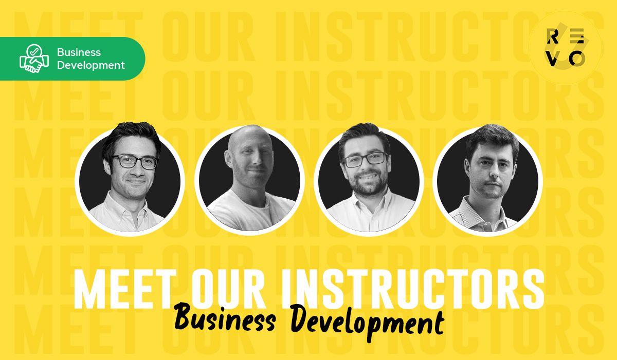Business Development - Instructor Gallery
