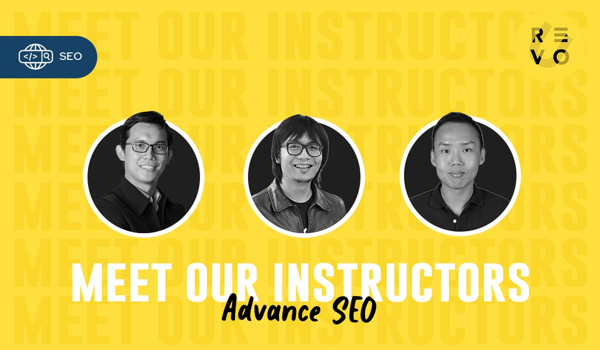 Advanced SEO - Instructor Gallery