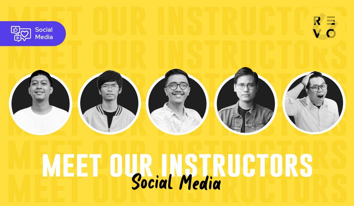 Advanced Social Media - Instructor Gallery