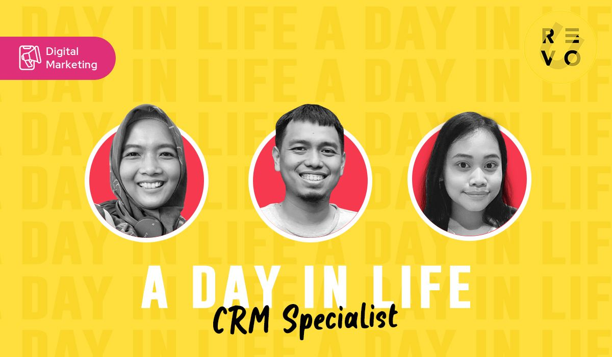 """A Day in the Life of """"CRM Specialist"""""""