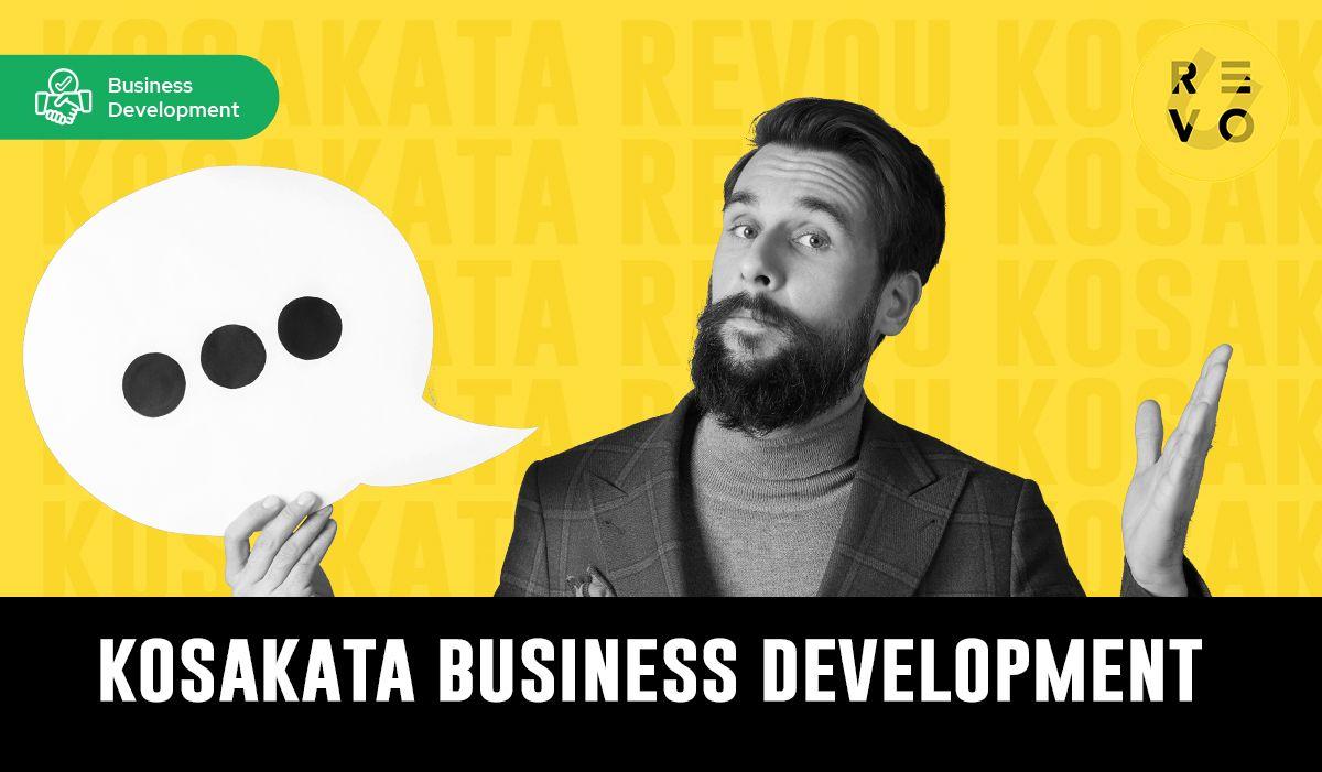 Kosakata Sales & Business Development