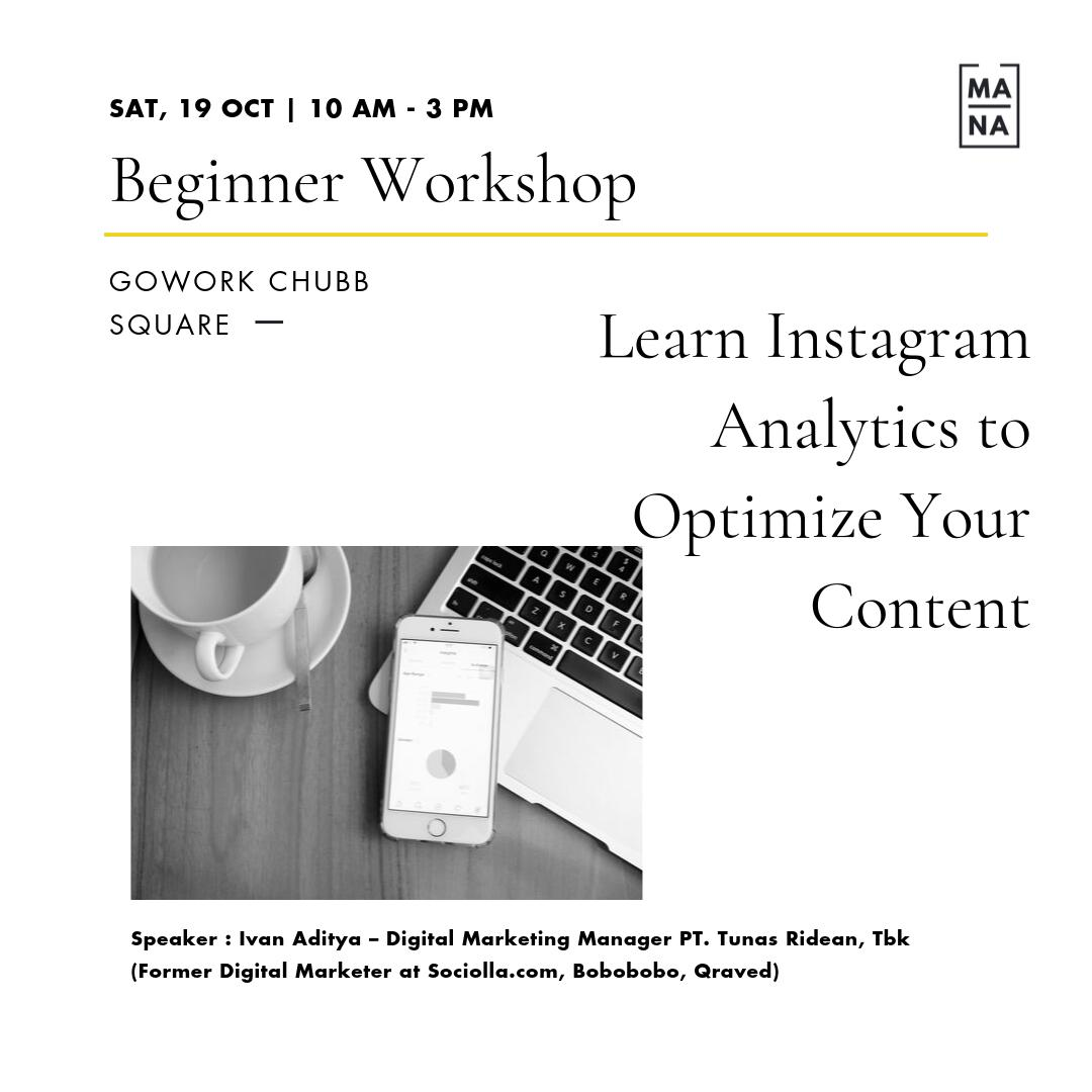 Learn Instagram Analytics To Optimize Your Content