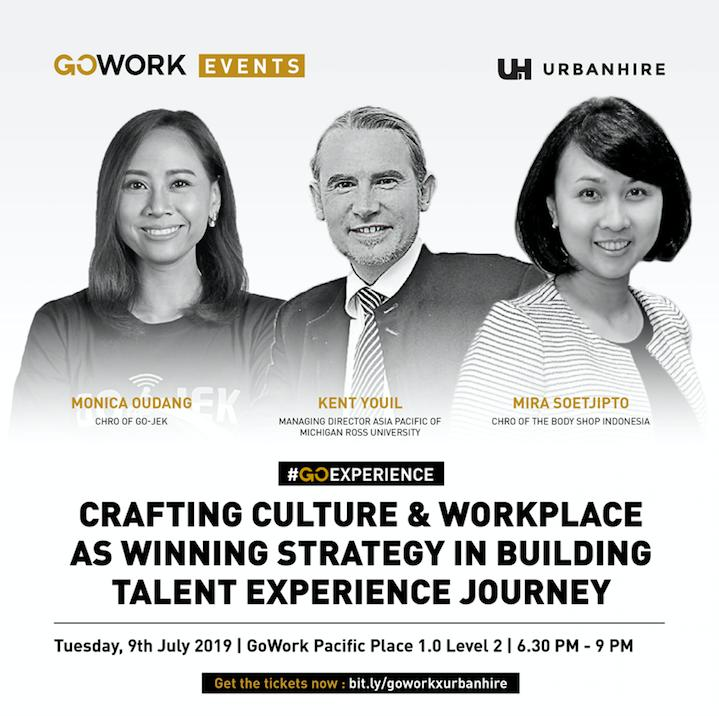 Crafting Culture & Workplace As Winning Strategy In Building Talent Experience Journey