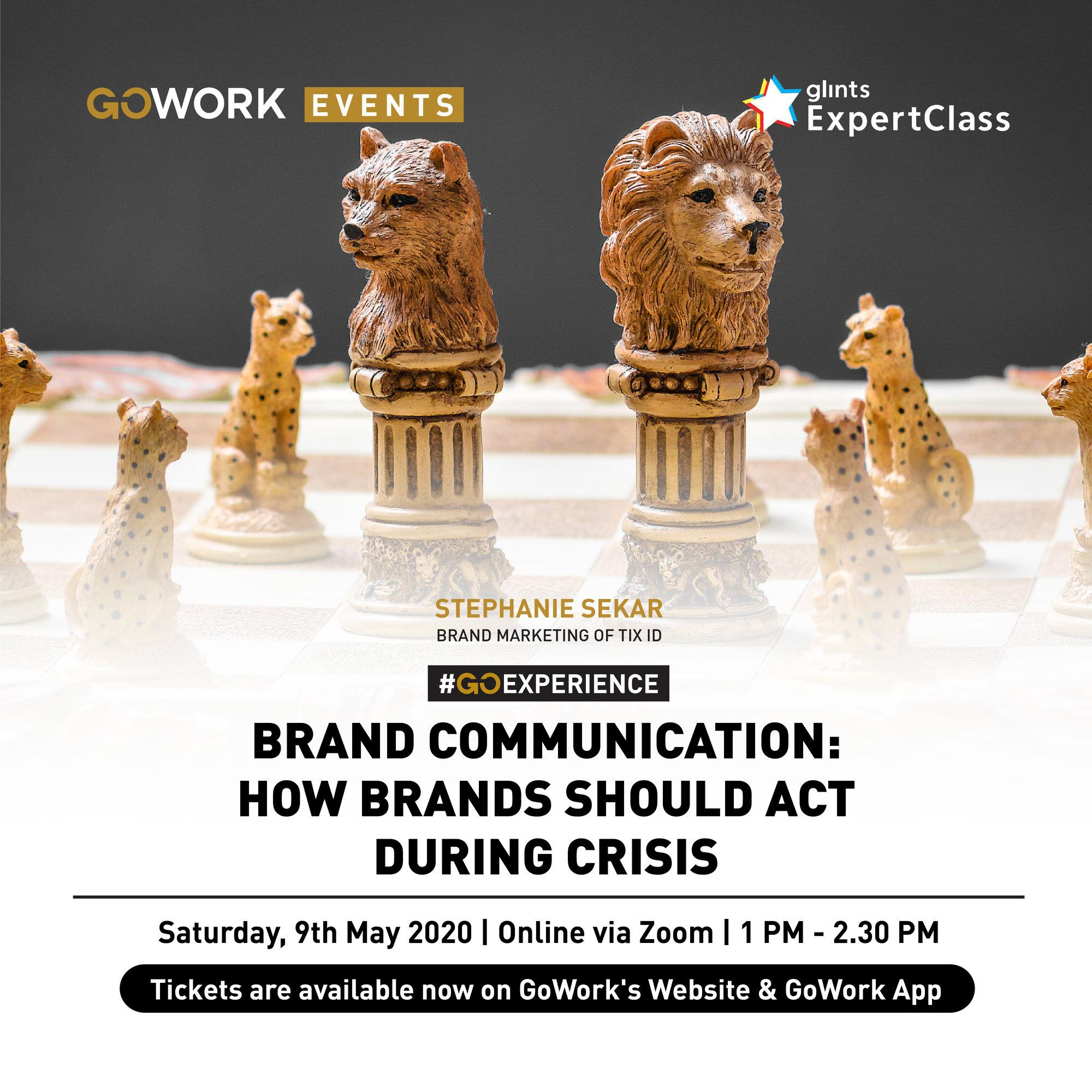 Brand Communication: How Brands Should Act During Crisis