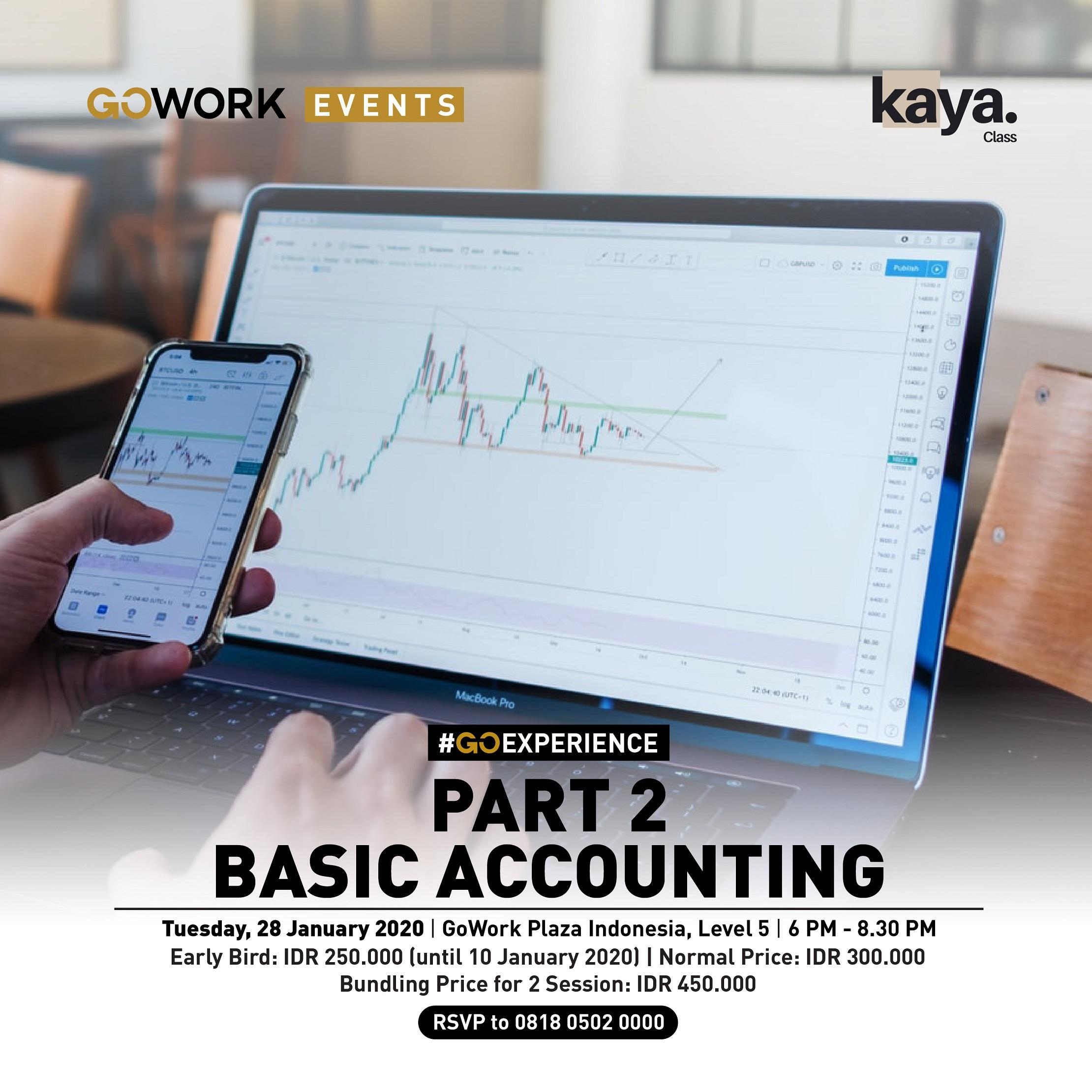 Basic Accounting - Part 2