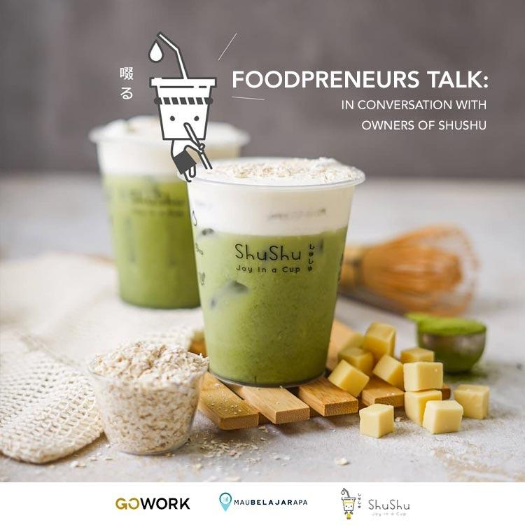 Foodpreneurs Talk : In Conversation with Owners of Shushu