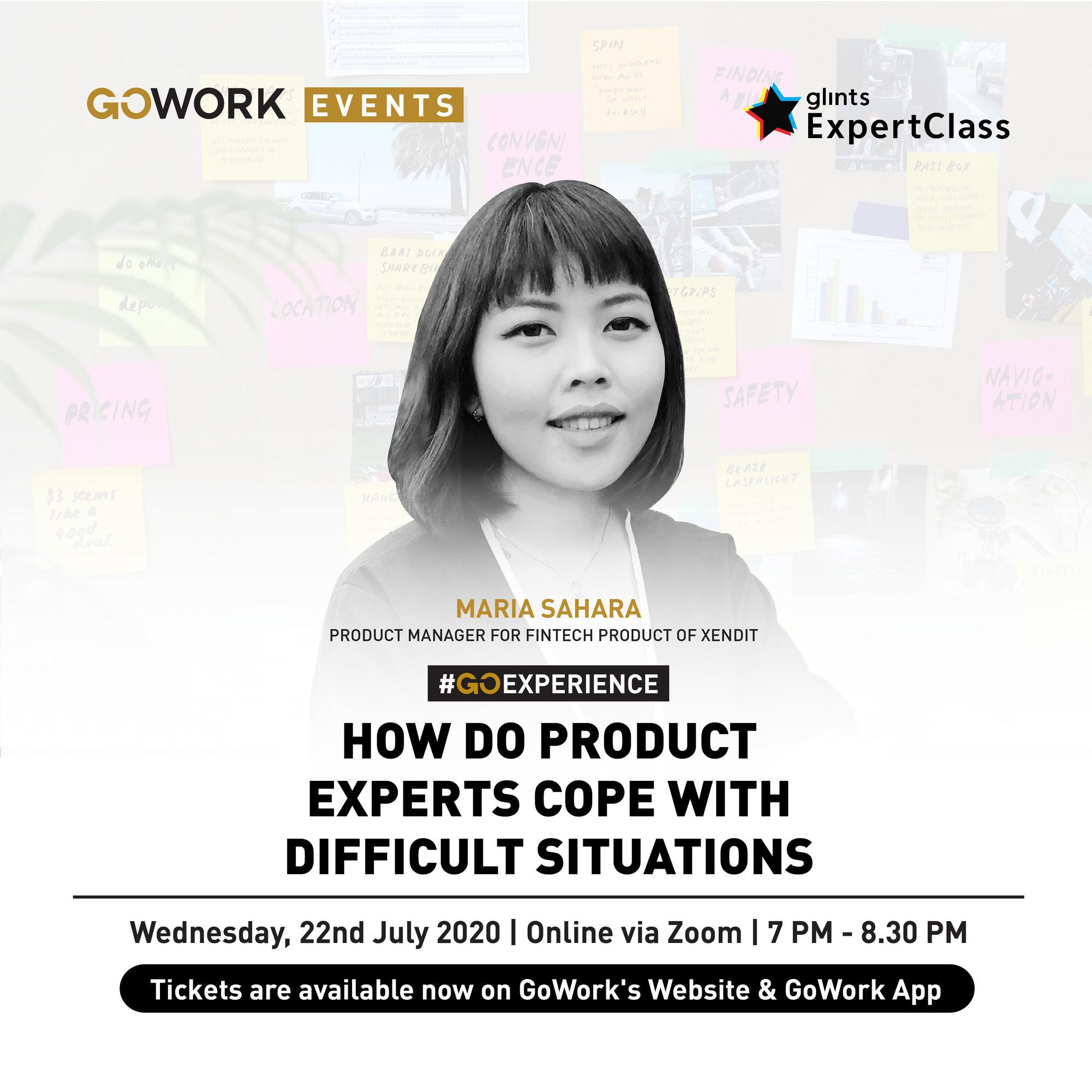 How Do Product Experts Cope with Difficult Situations