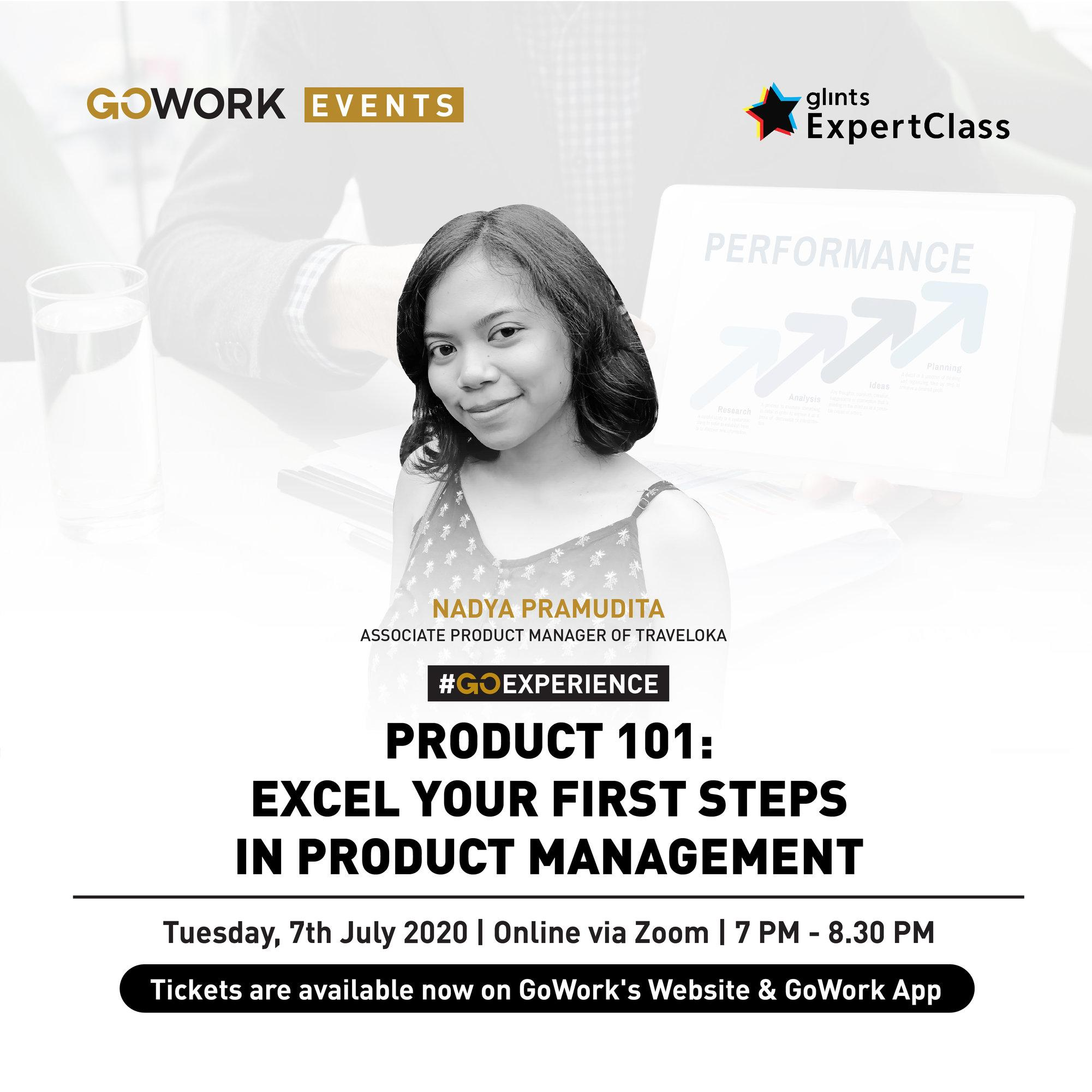 Product 101: Excel Your First Steps in Product Management