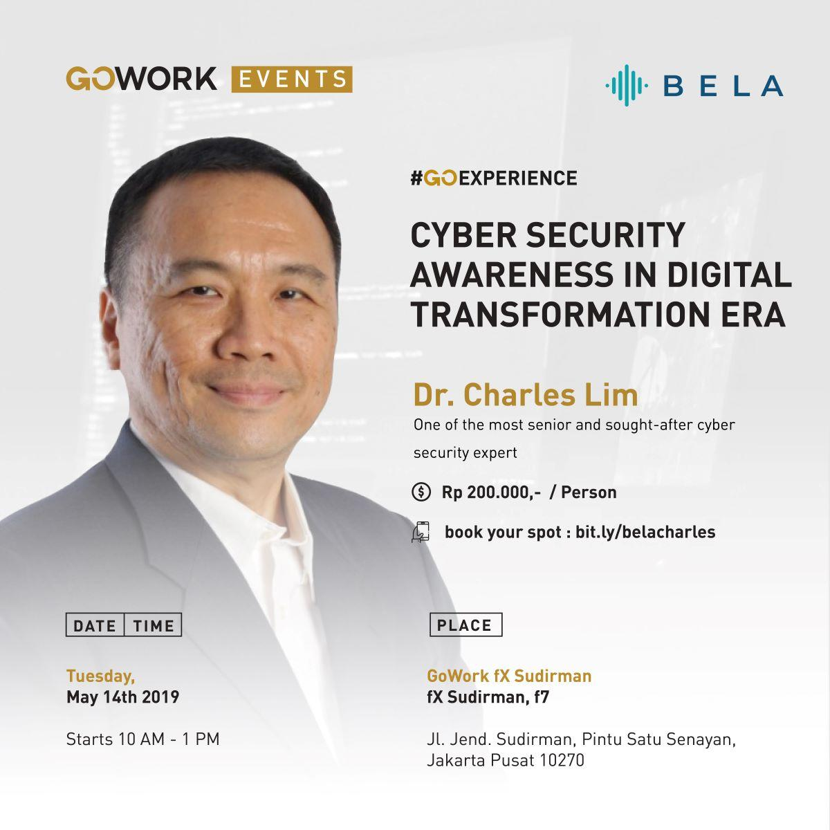 Learn How To Raise Awareness In Cyber Security In The Digital Transformation Era