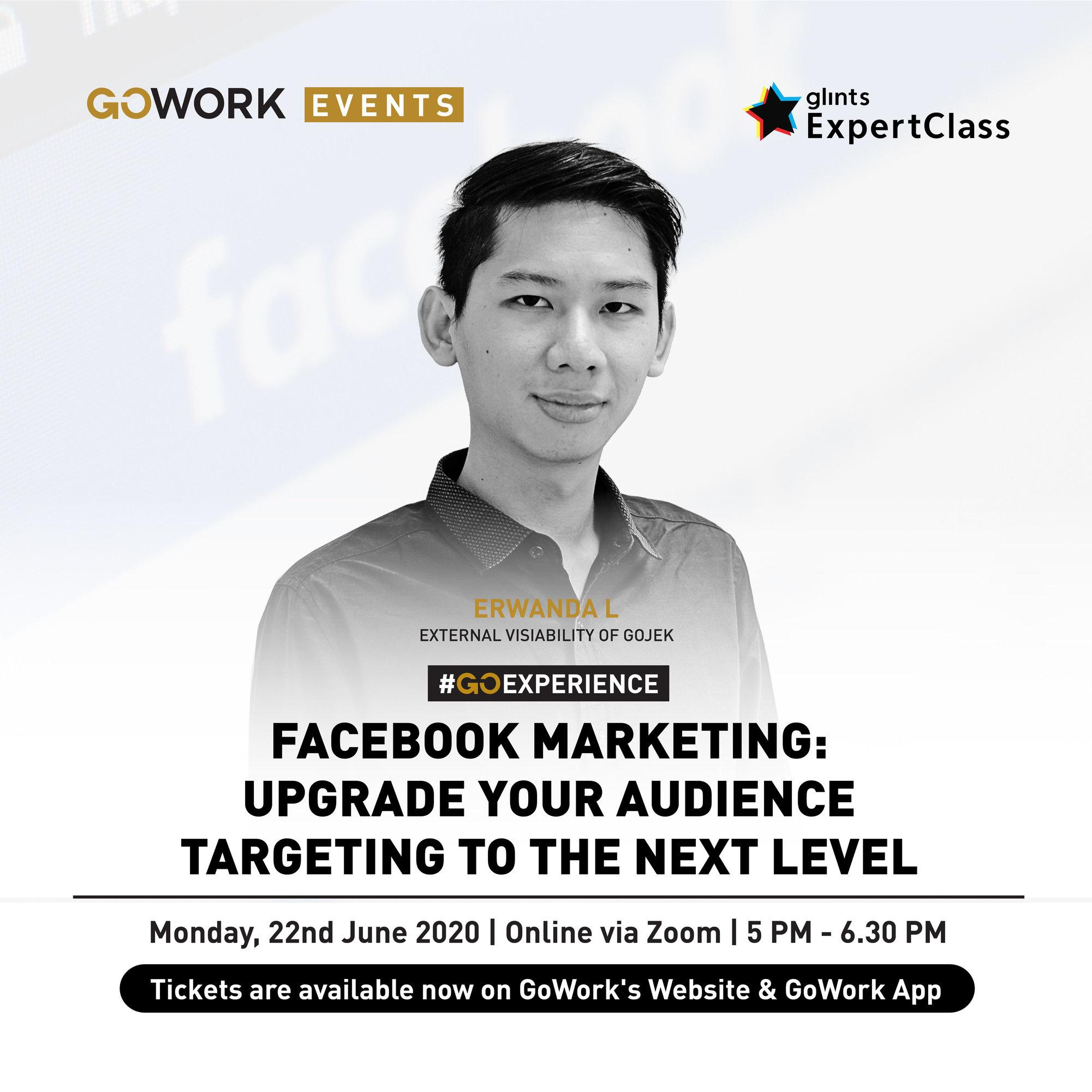 Facebook Marketing: Upgrade Your Audience Targeting To The Next Level