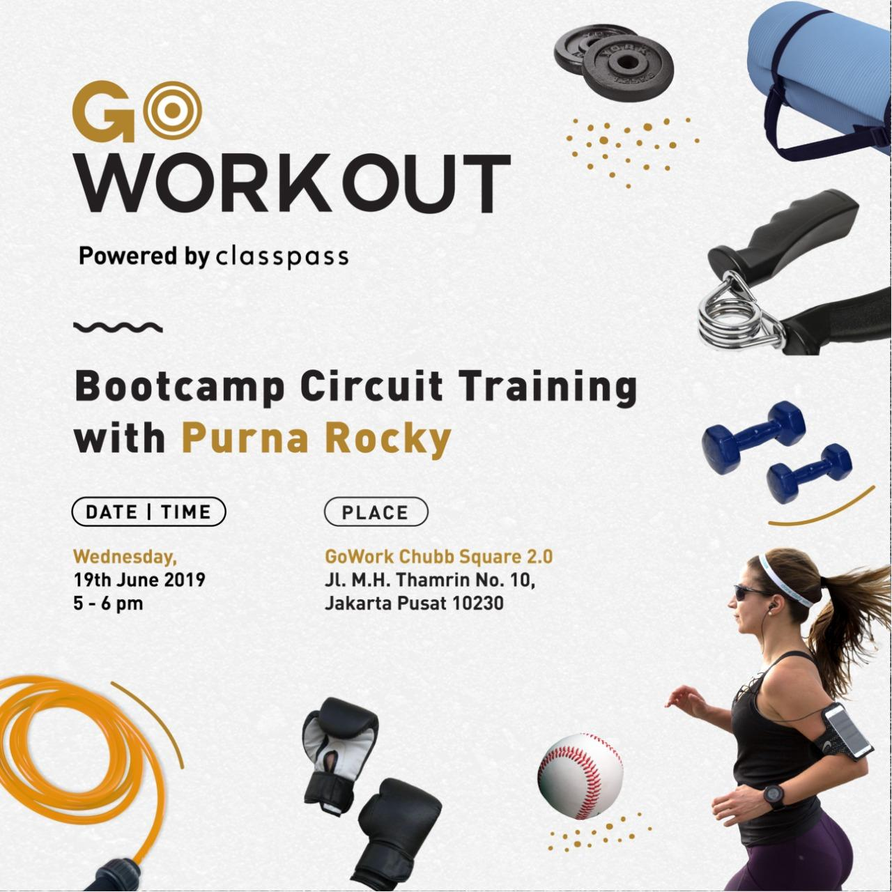 GoWorkOUT - Bootcamp Circuit Training