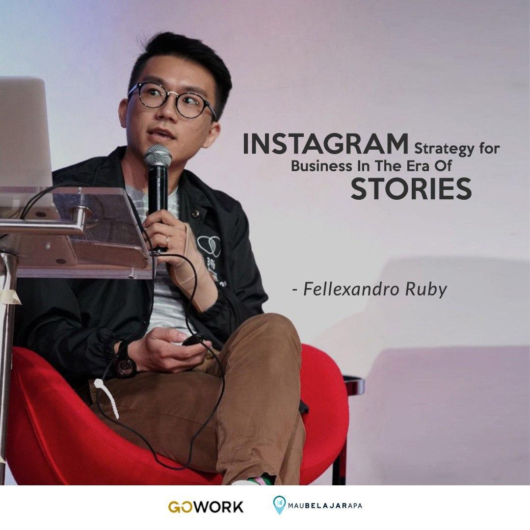 Foodpreneurs Class: Instagram Strategy for Business in the Era of Stories