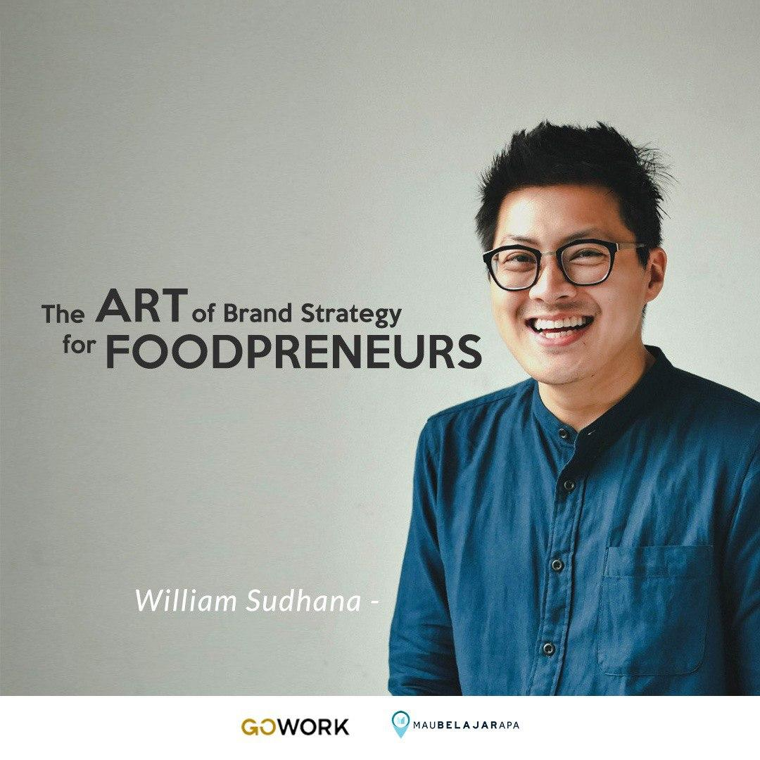 Foodpreneurs Class: Learn The Art Of Brand Strategy For Foodpreneurs