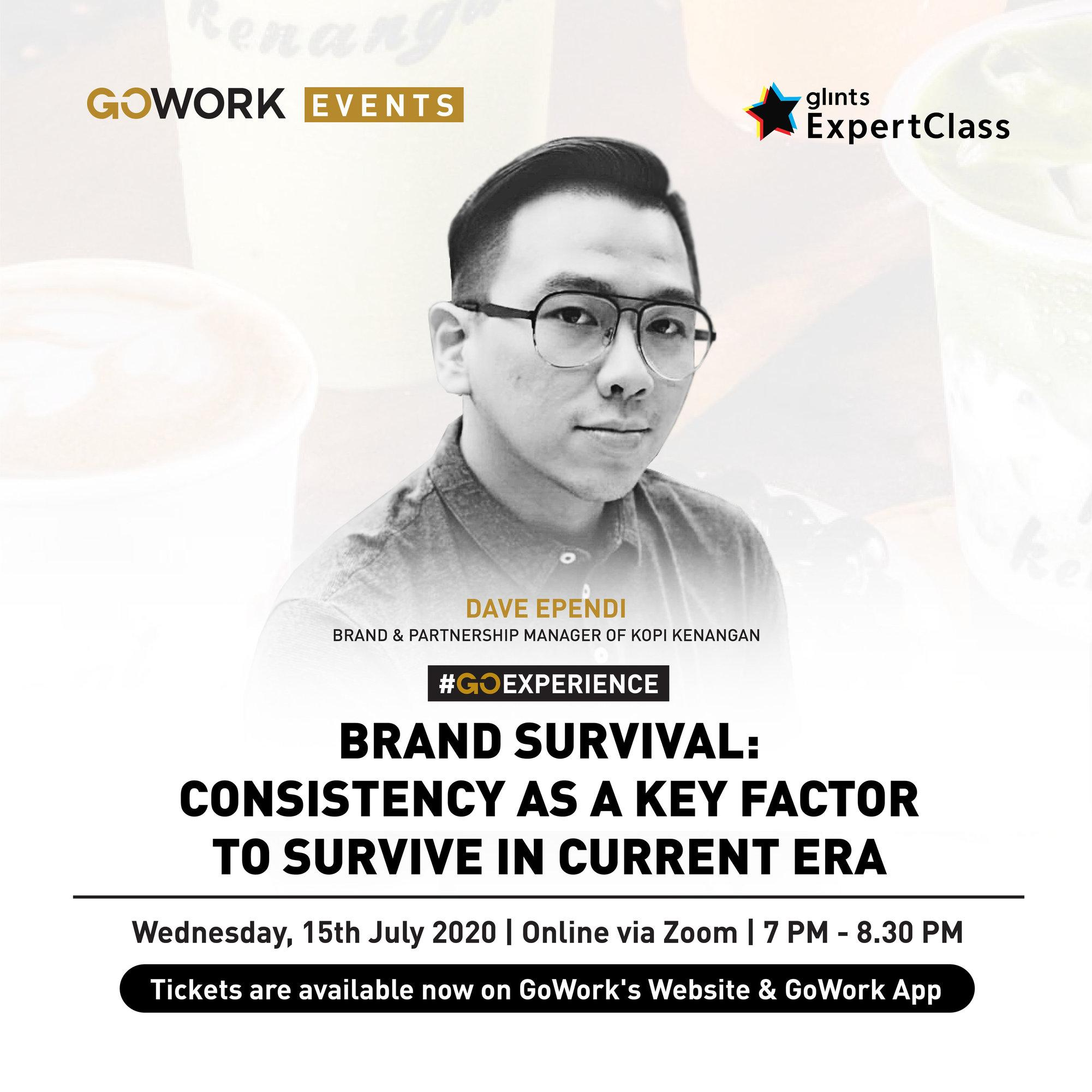 Brand Survival : Consistency As A Key Factor to Survive in Current Era