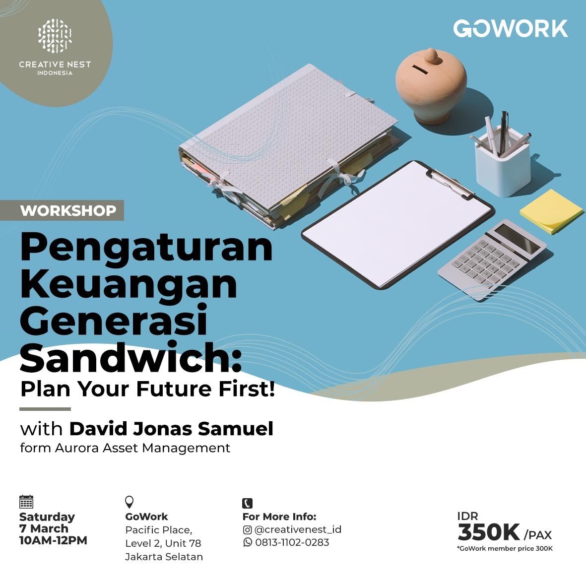 Pengaturan Keuangan Generasi Sandwich: Plan Your Future First!