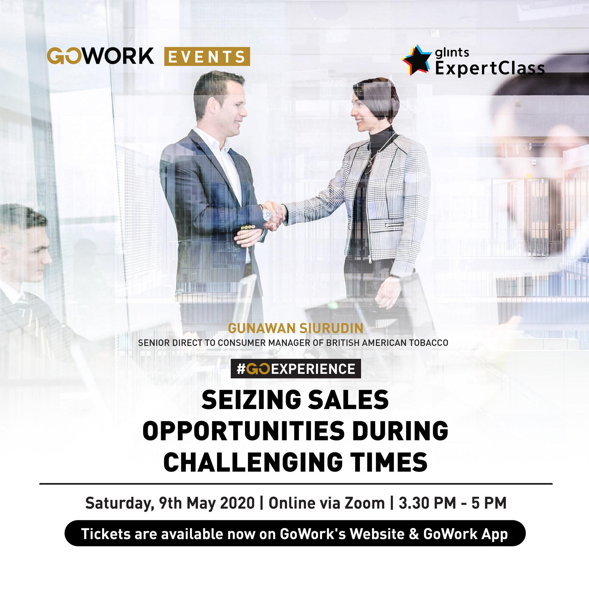 Seizing Sales Opportunities During Challenging Times
