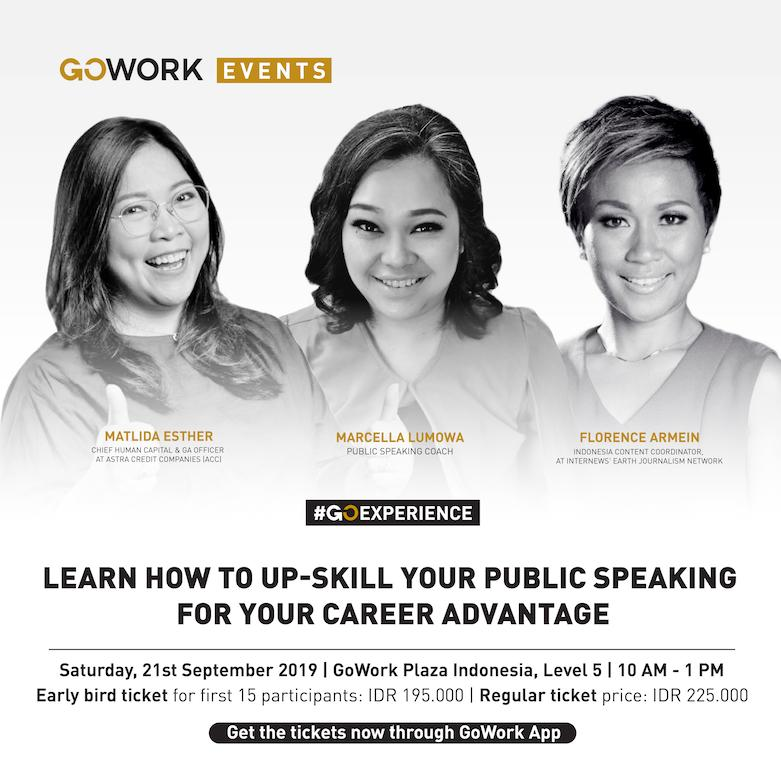 Learn How To Up-Skill Your Public Speaking For Your Career Advantage