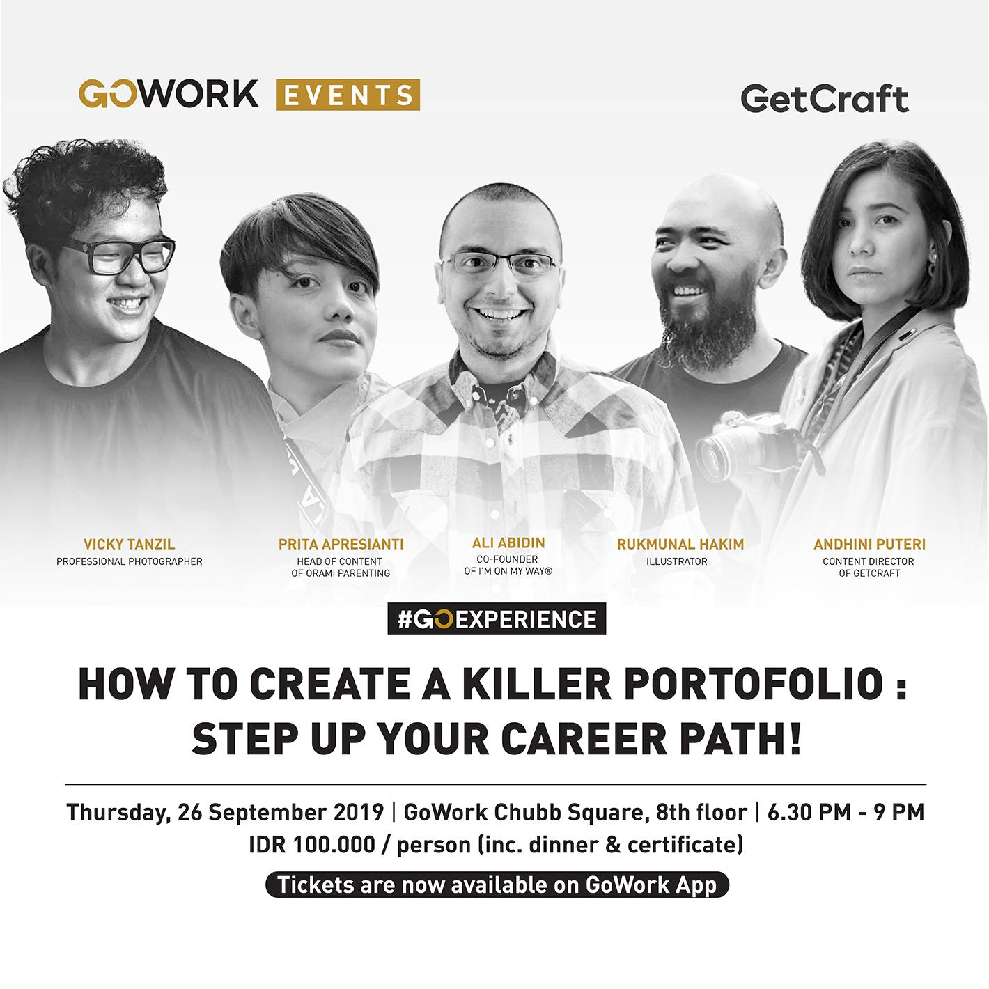 How to Create a Killer Portfolio : Step Up Your Career Path!