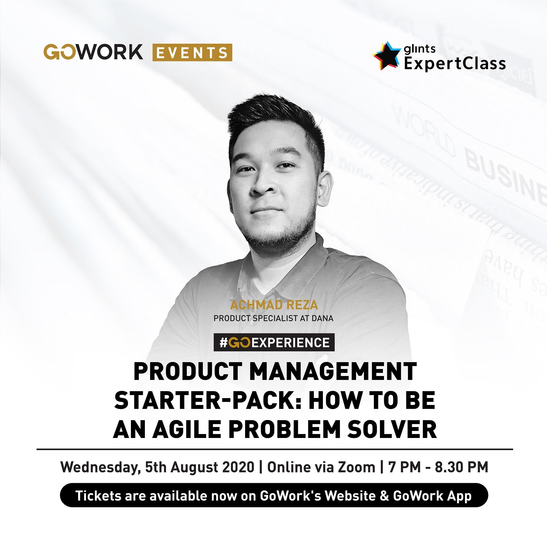 Product Management Starter-Pack: How To Be An Agile Problem Solver