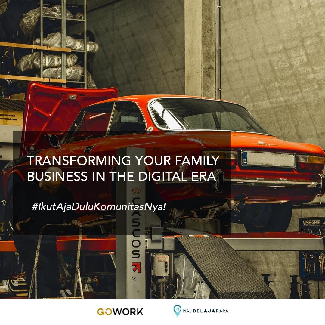 Transforming Your Family Business In The Digital Era