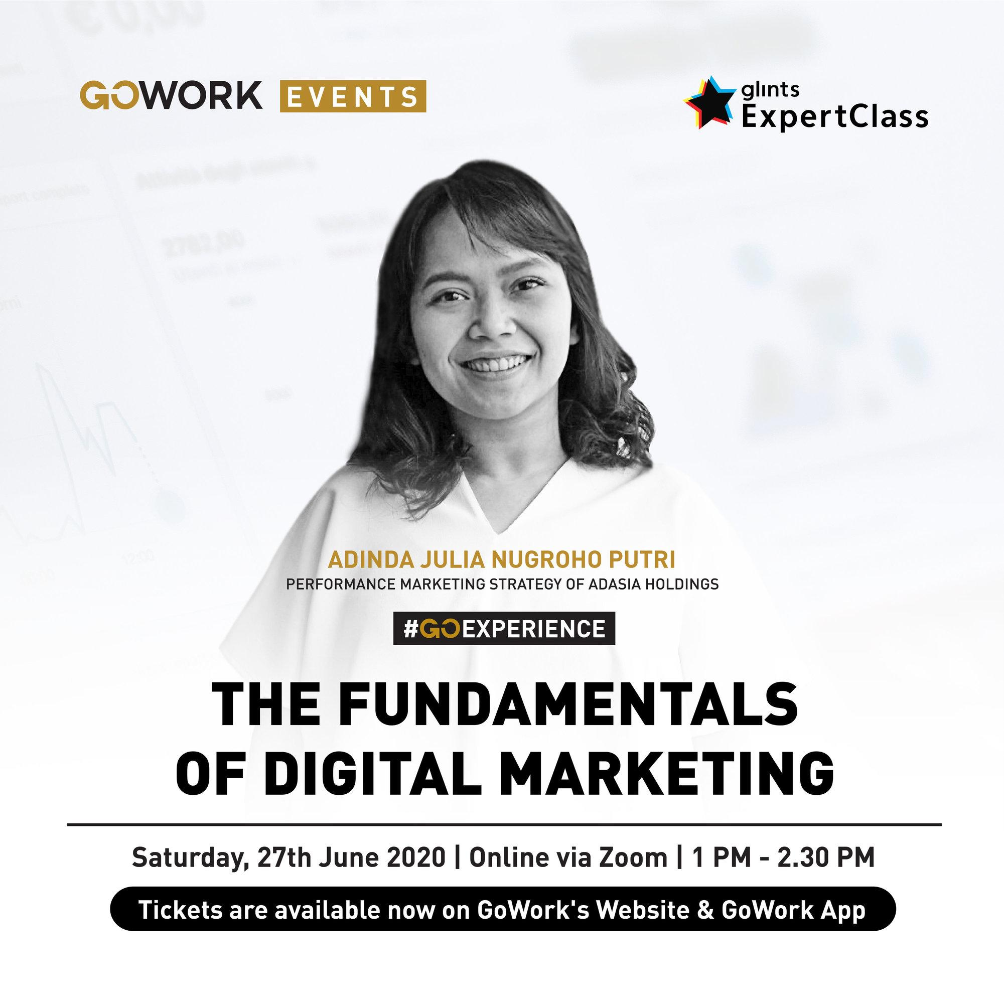 The Fundamentals of Digital Marketing