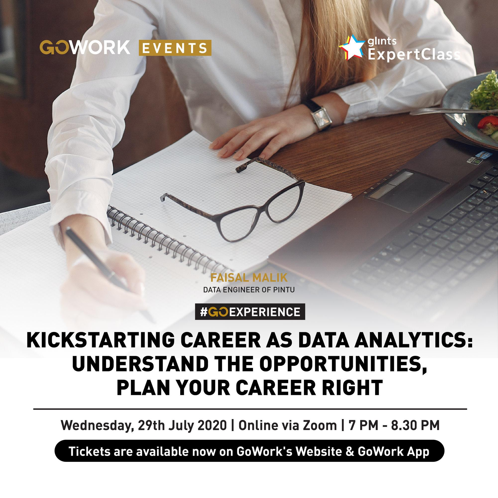 Kickstarting Career As Data Analytics: Understand The Opportunities, Plan Your Career Right