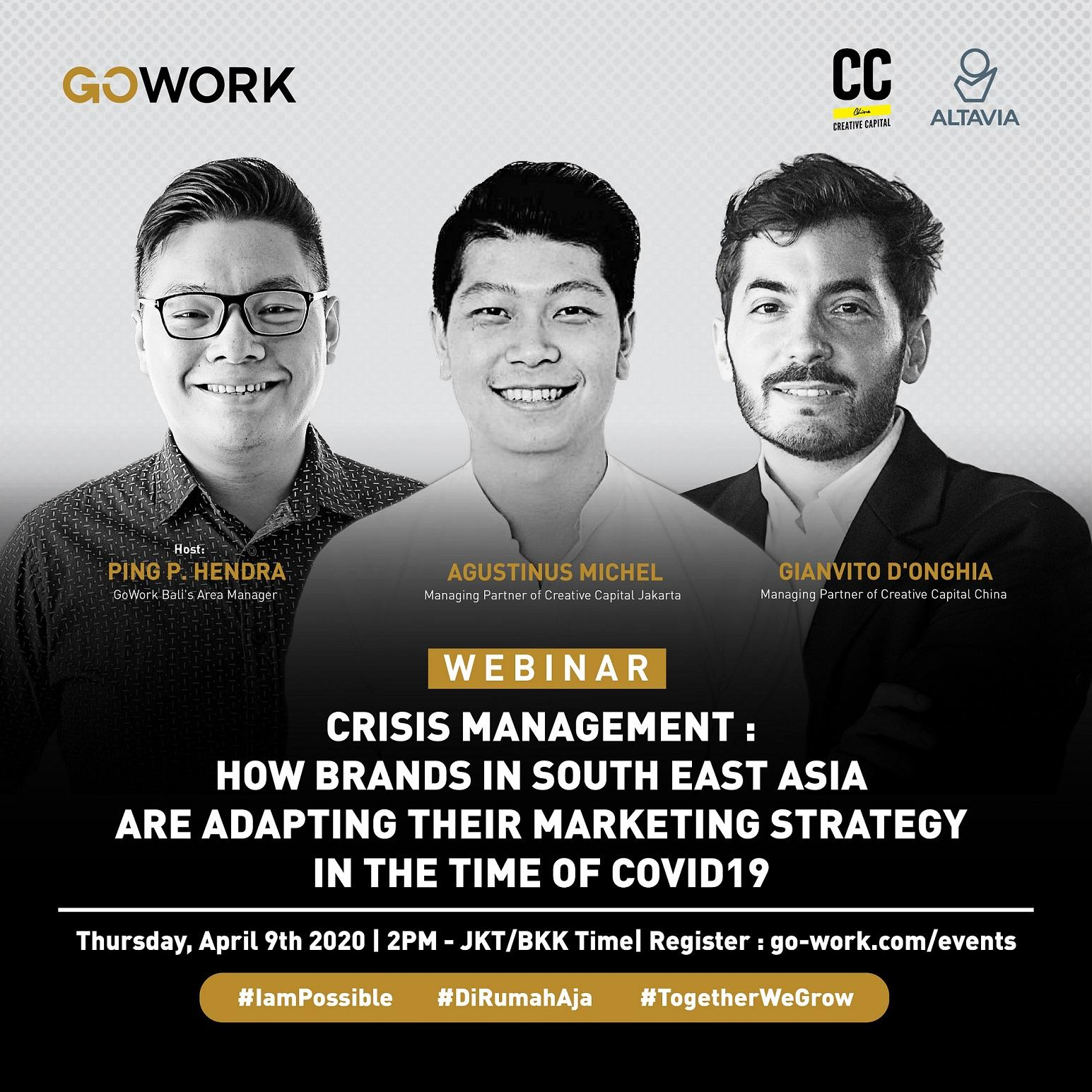 Crisis Management: How Brands in South East Asia are Adapting Their Marketing Strategy in the Time of Covid-19