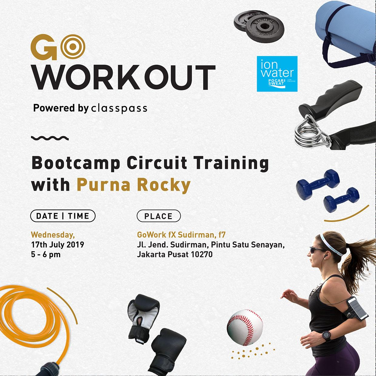 GoWorkOUT - Bootcamp Circuit Training by Classpass