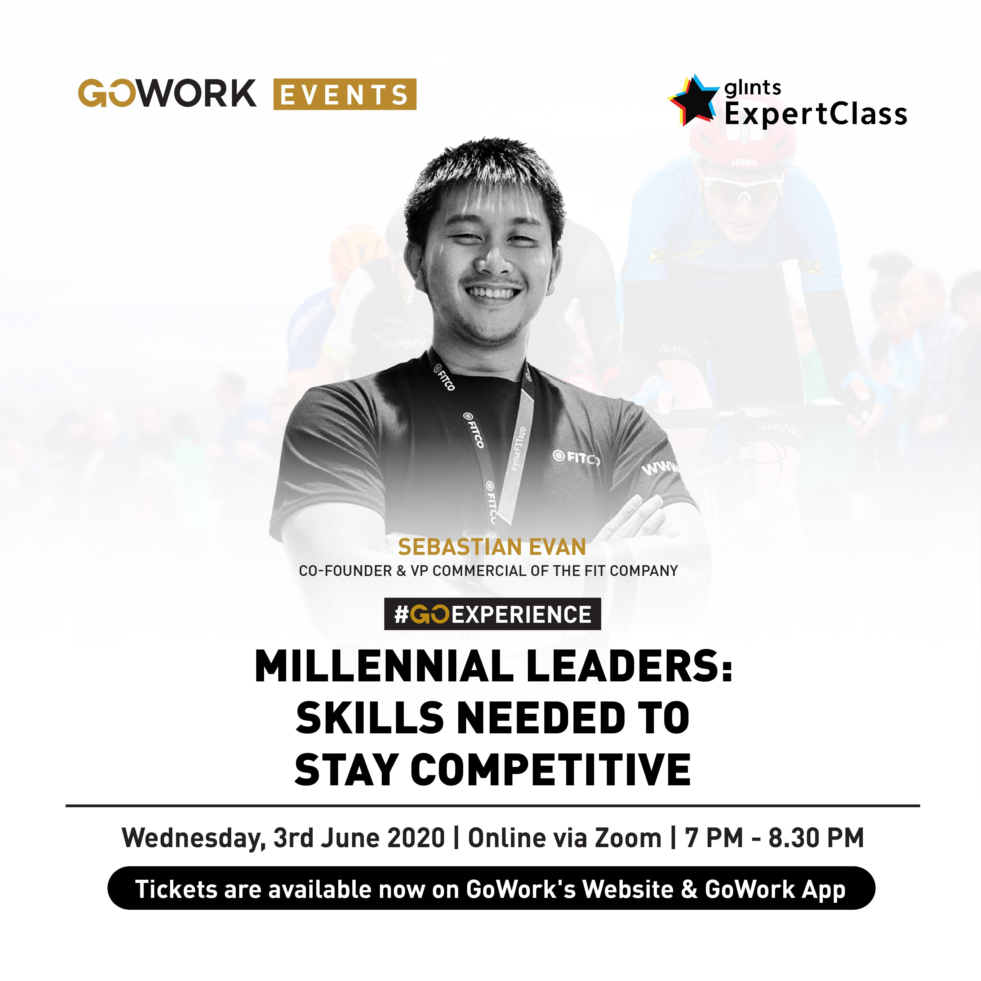 Millennial Leaders: Skills Needed To Stay Competitive