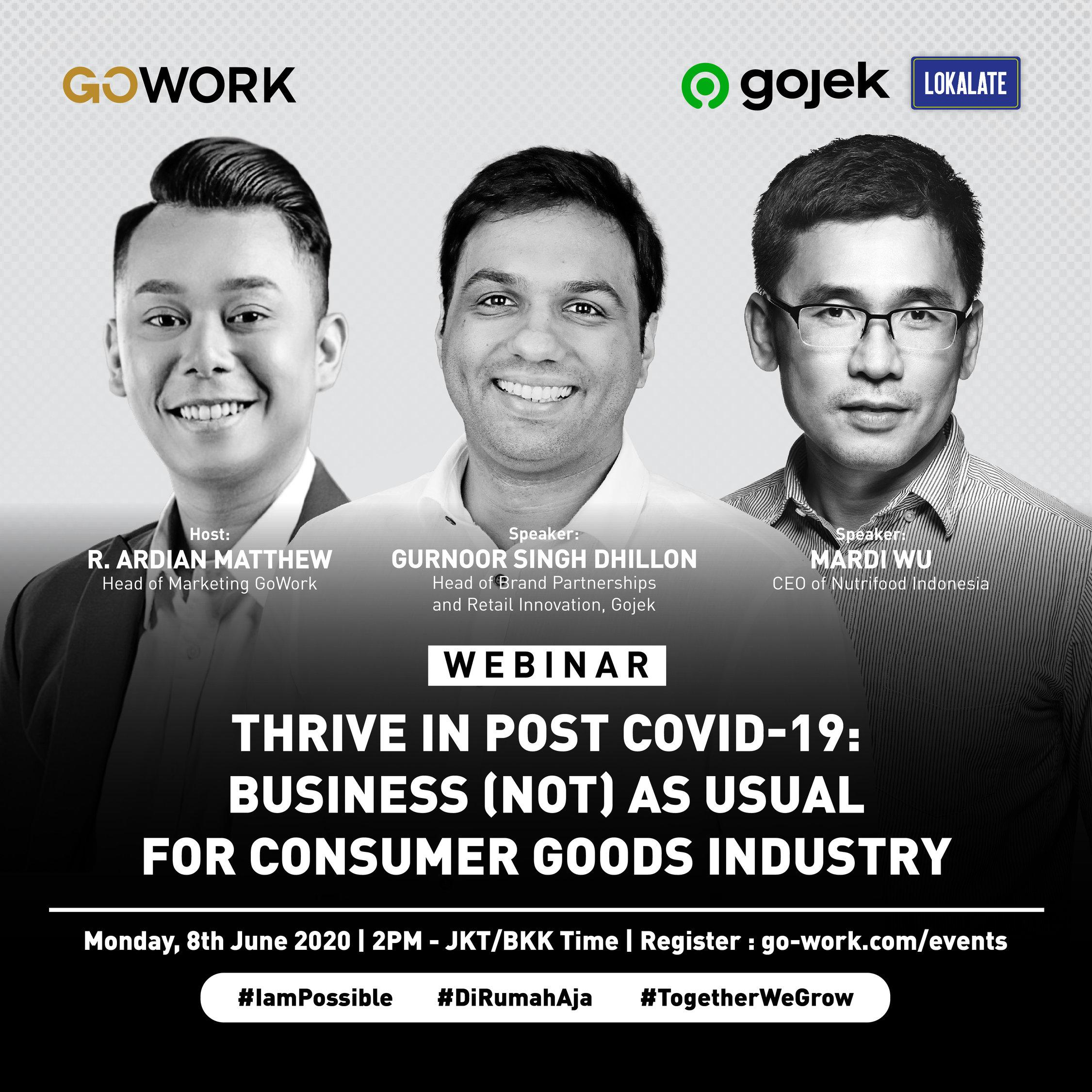 Thrive in Post COVID-19: Business (Not) as Usual for Consumer Good Industry