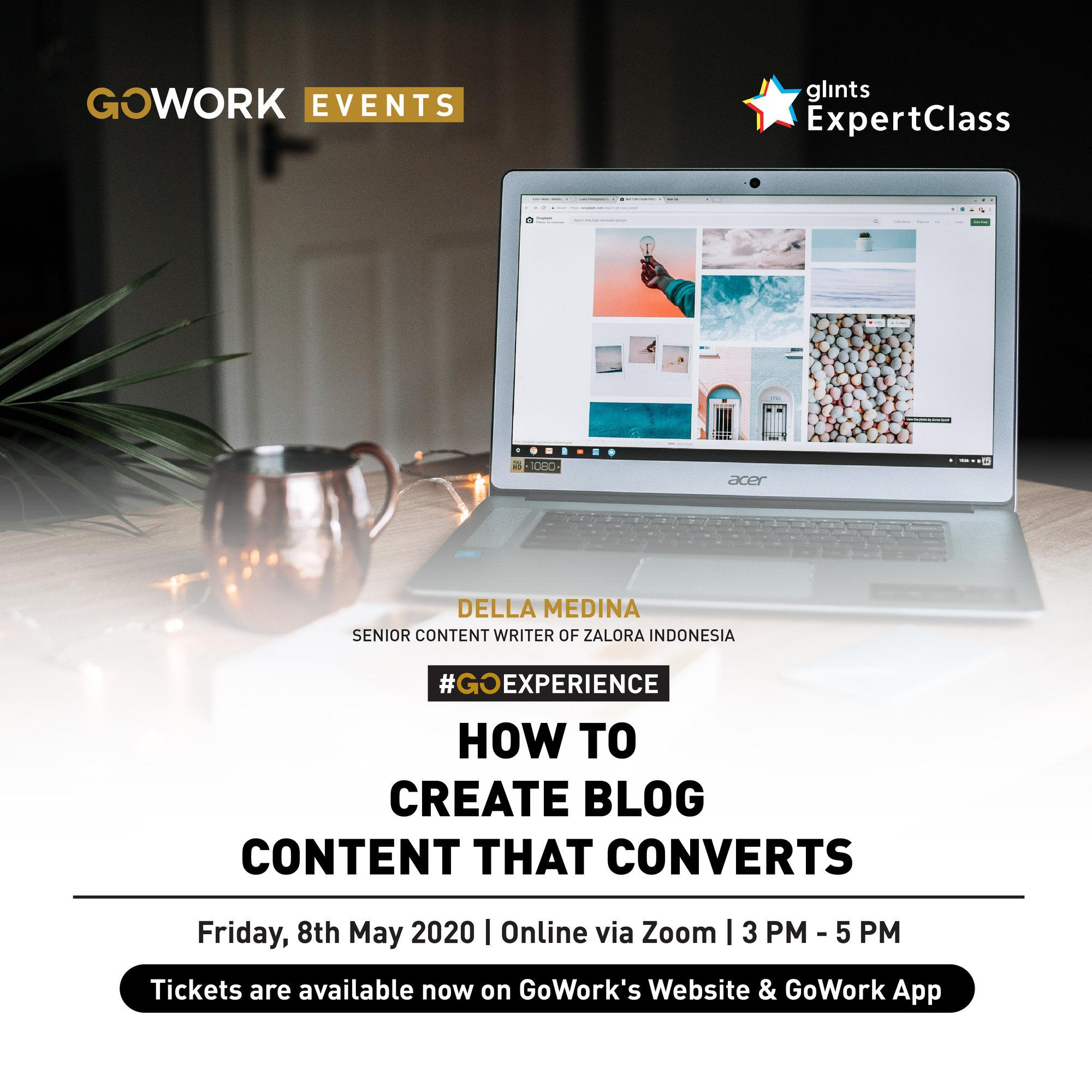 How To Create Blog Content That Converts