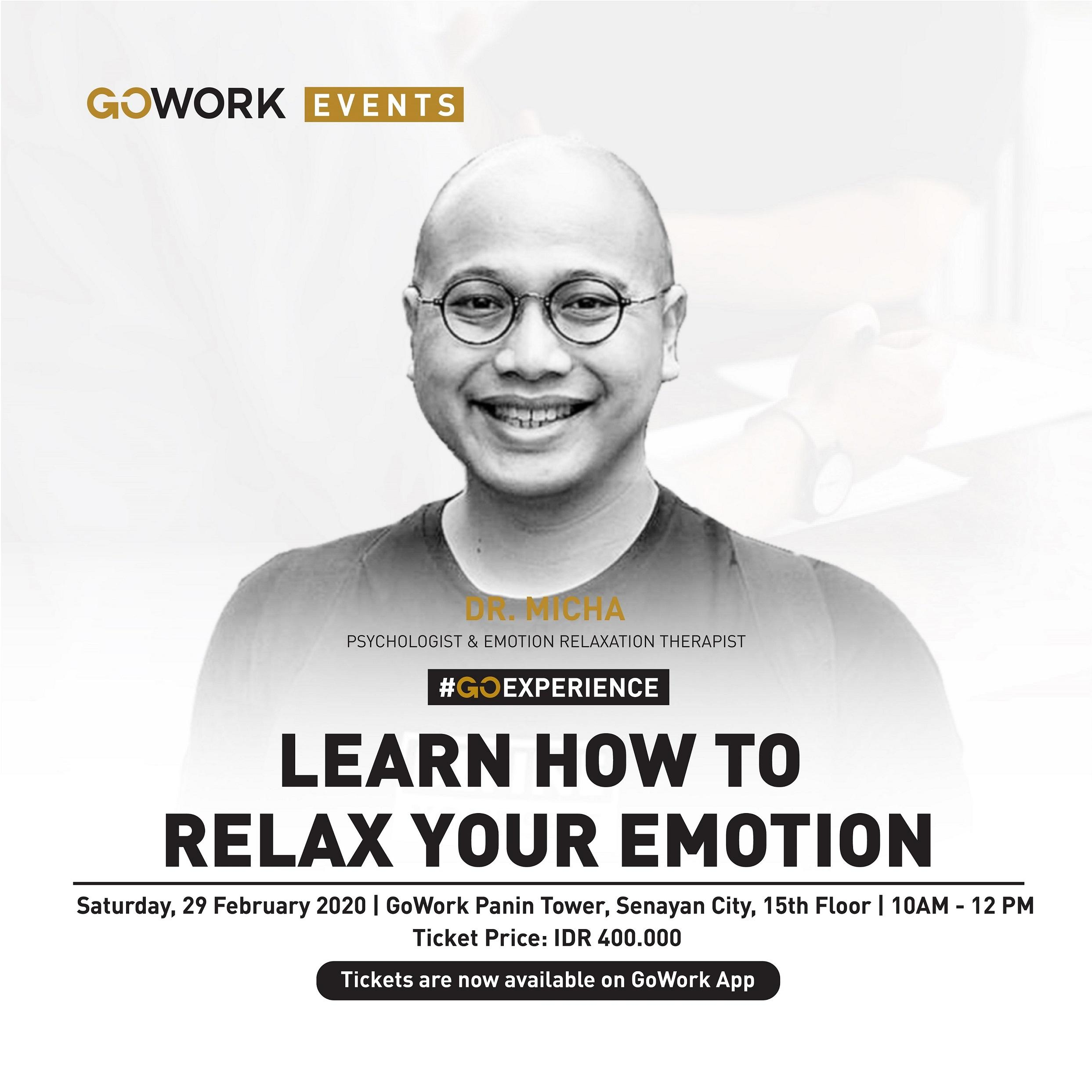 Learn How To Relax Your Emotion