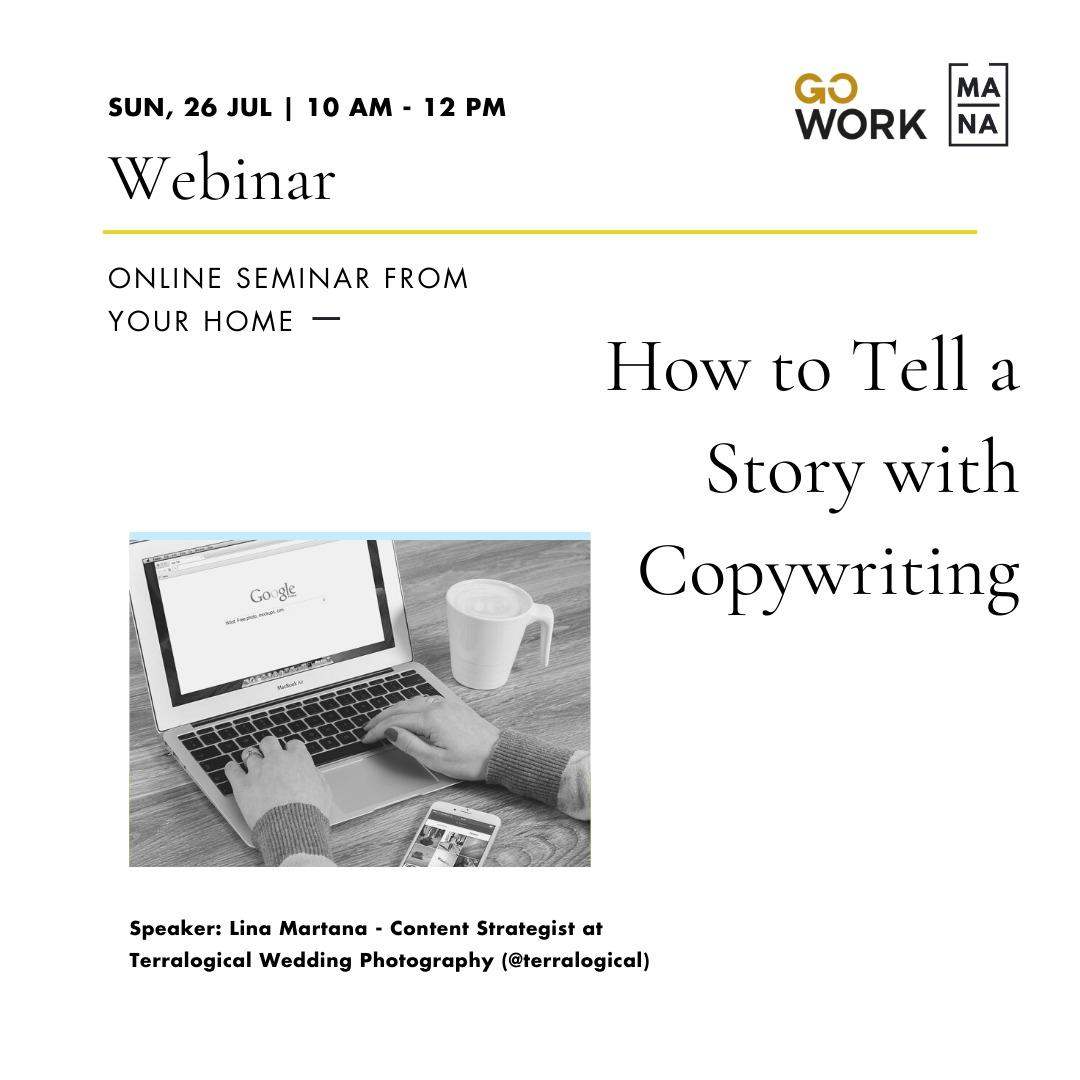 How to Tell a Story with Copywriting