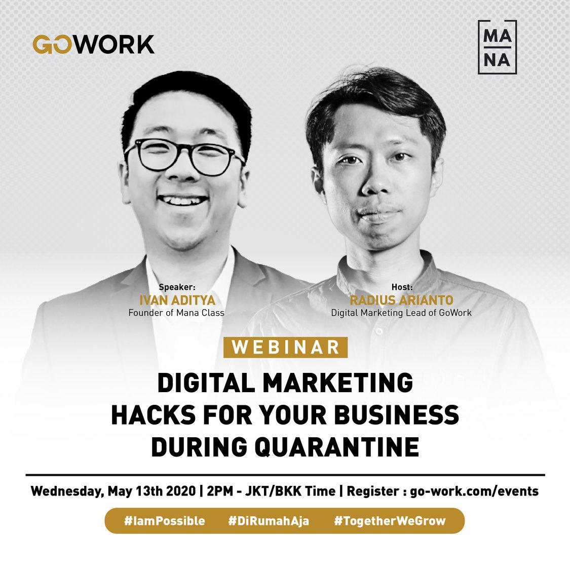Digital Marketing Hacks for Your Business During Quarantine
