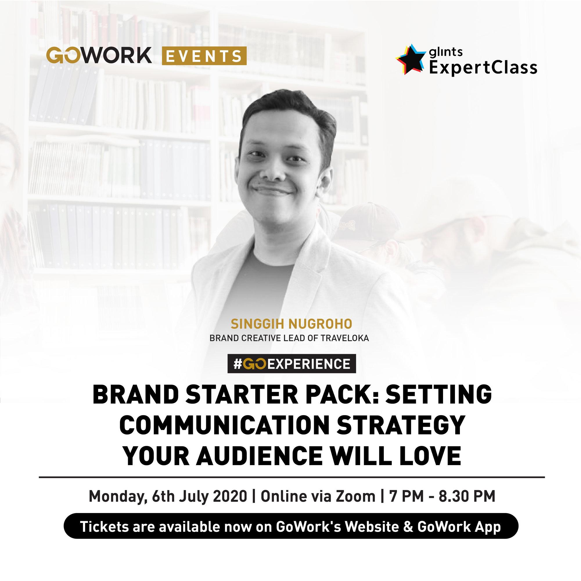 Brand Starter Pack: Setting Communication Strategy Your Audiences Will Love