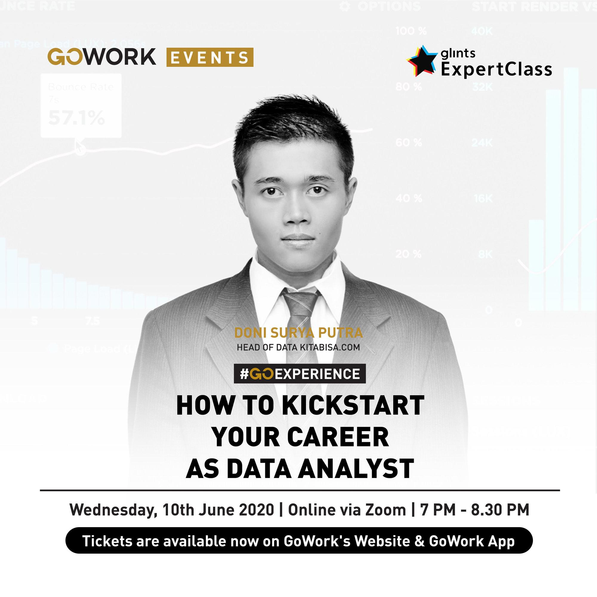 How To Kickstart Your Career As Data Analyst
