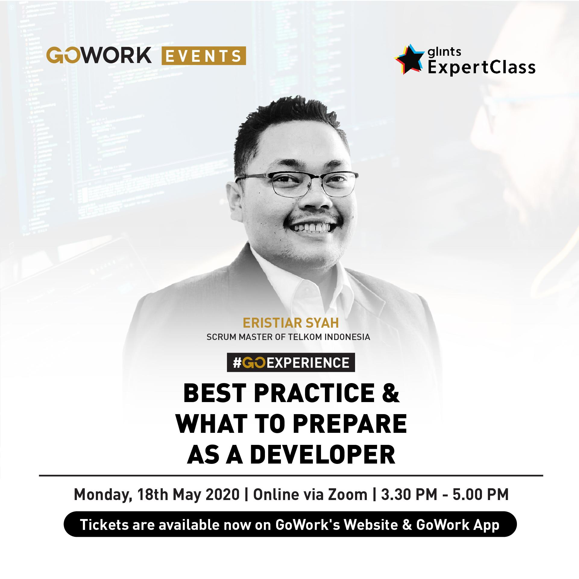Best Practice and What to Prepare as a Developer