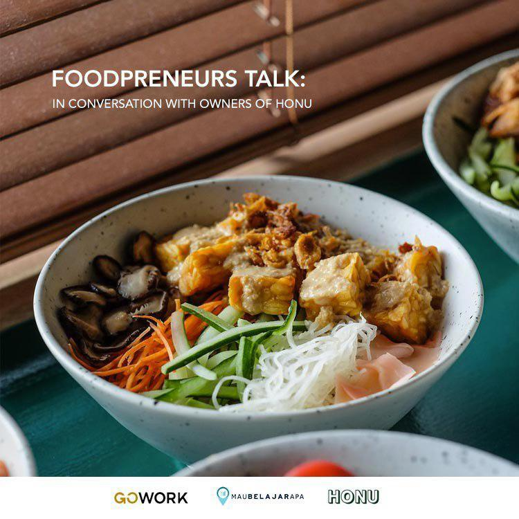 Foodpreneurs Talk : In Conversation with Owners of Honu