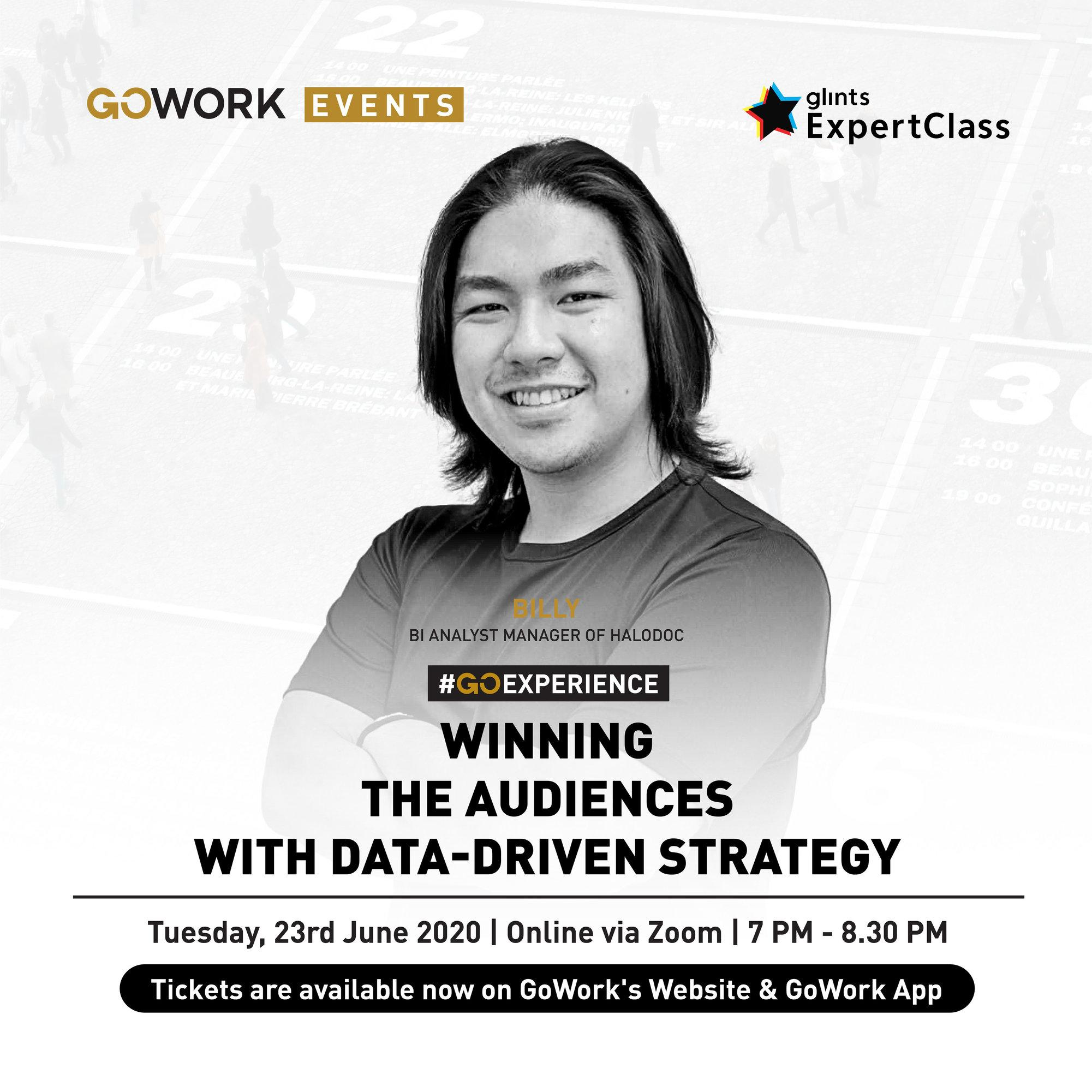 Winning The Audiences with Data-Driven Strategy