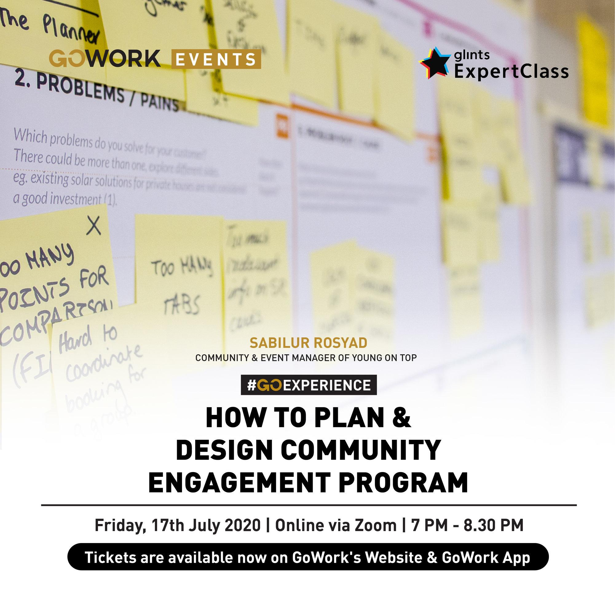 How To Plan & Design Community Engagement Program