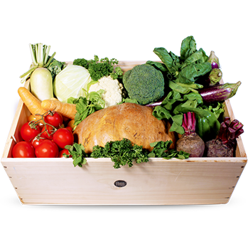 FAMILY VEGETABLE BOX