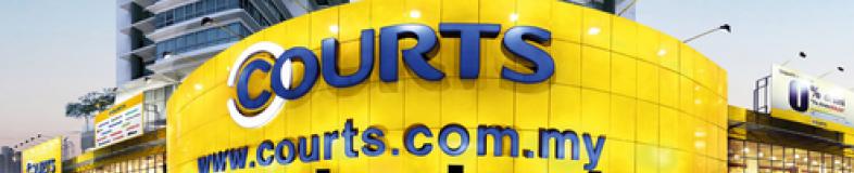 jobs in Courts (Malaysia) Sdn Bhd