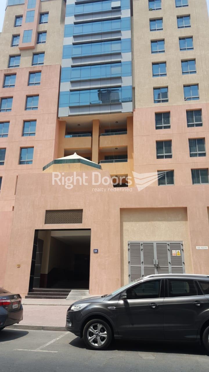 1 Bedroom for Small Families in Al Nahda 2