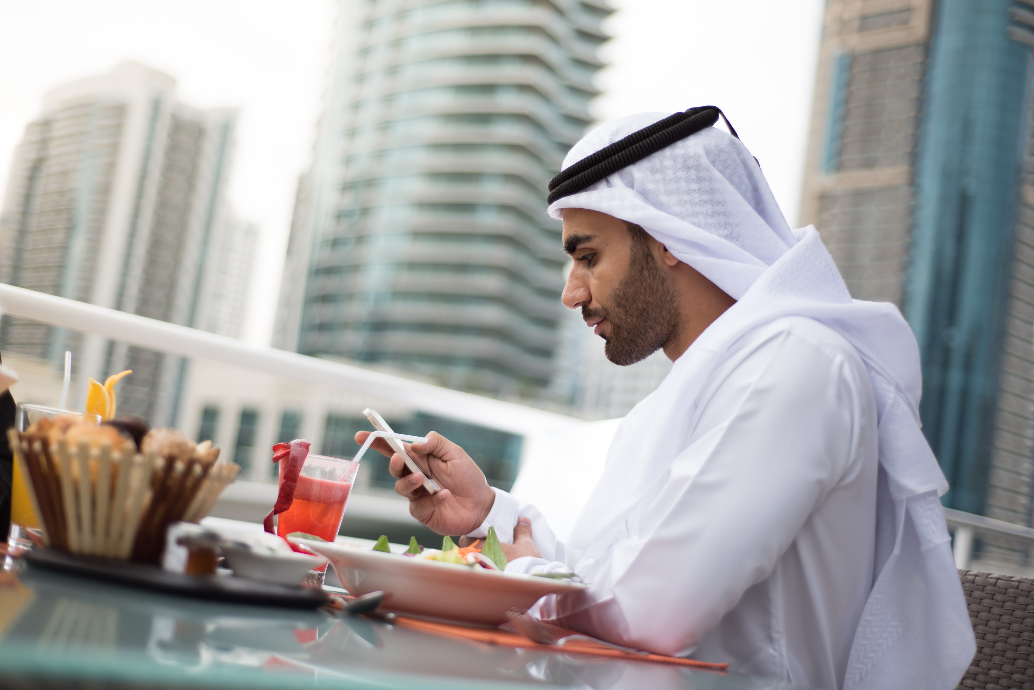 Where can you find the best restaurants in Dubai?
